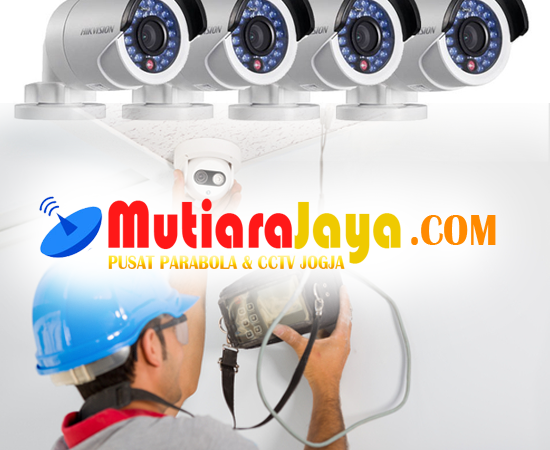 Pasang CCTV Jogja Murah